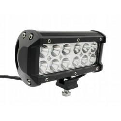 Lampa robocza 36W CREE Light Bar prostokątna