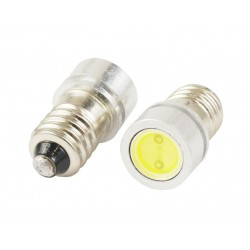 Żarówka samochodowa LED E10 1W HIGH POWER 12V